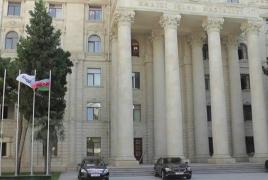 Ադրբեջանը բողոքում է՝ ԵՄ ներկայացուցչի հանդիպումն Արցախի ԱԳ նախարարի հետ «անհիմն ակնկալիքներ է առաջացնում»
