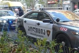 Վրաստանում ադրբեջանցին կացնահարել է ոստիկանին, երբ իրեն փորձել են ձերբակալել