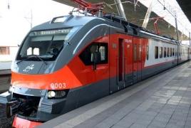 Երևան-Գյումրի արագընթաց էլ.գնացքները վերագործարկվում են