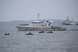Индонезийская военная подлодка пропала близ Бали