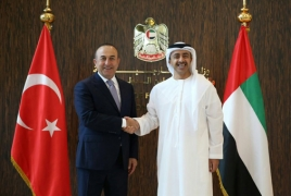 Turkish, UAE Foreign Ministers reportedly speak over the phone