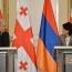 Armenia's Sarkissian sends thank you letter to Georgian President