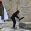 Genocide: Greek President lays wreath at Tomb of Unknown Soldier