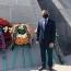Indian ambassador joins Armenian Genocide commemorations