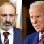 Pashinyan hails Biden for principled position on Armenian Genocide