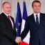Putin, Macron tease