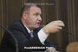 Депутат от «Процветающей Армении»: В случае победы и формирования коалиции будем настаивать, чтобы Царукян стал главой РА