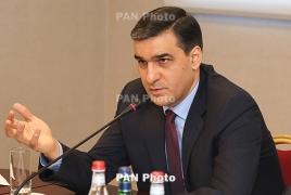Омбудсмен Армении: Создание зоны безопасности подразумевает отвод азербайджанских военных, снятие флагов и указателей