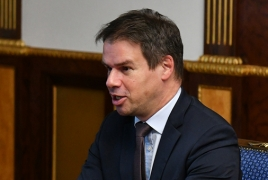 Macron involved in Armenian POW issue, ambassador says