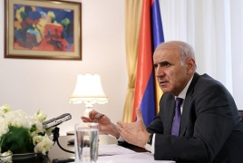 Envoy: Armenia wants Iran's influence on Azerbaijan to return POWs