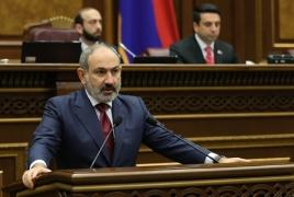 Pashinyan offers Sargsyan