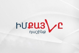 Gallup: Armenia ruling bloc's rating down by 4.5% within a month