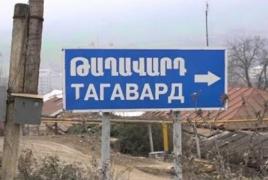 Azerbaijanis desecrate cemetery in Karabakh