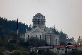 Արցախի ՄԻՊ․ «Նորոգման աշխատանքների» քողի տակ ադրբեջանցիներն աղավաղում են Շուշիի Ղազանչեցոցը