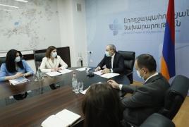 Пашинян: В Армении создана платформа для «зеленых паспортов» для привитых против Covid-19