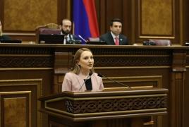 «Гражданский договор» примет участие в выборах в парламент Армении в качестве отдельной партии