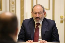 Pashinyan calls out Azerbaijan for anti-Armenian polices, territorial claims