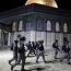 Jerusalem։ Dozens hurt in Al-Aqsa mosque clashes