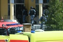 Կազանյան դպրոցում հրաձգությունից 7 երեխա է զոհվել