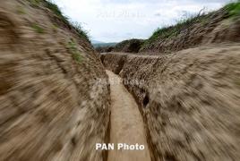 МО Армении: ВС Азербайджана пытались продвинуться в районах Вардениса и Сисиана