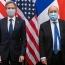 Blinken, Le Drian discuss Karabakh over the phone