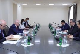 Замглавы МИД Армении - докладчику ПАСЕ: Важно посещение Карабаха международными организациями