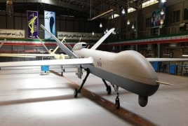 В Иране представили новую военную технику - дрон, ЗРК и РЛС