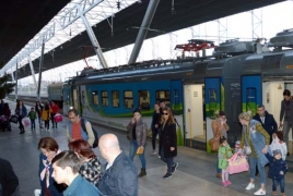Երևան-Գյումրի ուղևորափոխադրումները կտրուկ աճել են․ Վագոնները գուցե ավելանան