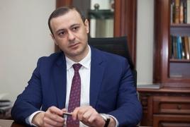 Armenia lets CSTO know border situation