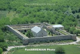 Karabakh pilgrims visit Amaras monastery near new contact line