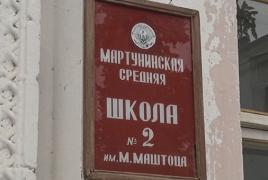 Ռուս խաղաղապահներն օգնել են վերականգնել Մարտունու էլեկտրամատակարարումը