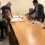 ԵՄ դեսպանը Մեղրիում քննարկել է սահմանային անցակետի արագ կառուցման հարցը
