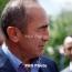 Kocharyan says will