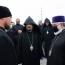 Armenian Catholicos prays for Karabakh victims at Amaras monastery