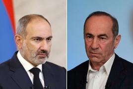 Gallup: Armenia's Pashinyan tops Kocharyan by 1.8% in new survey