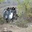 В Карабахе найдены останки 3 погибших в войне