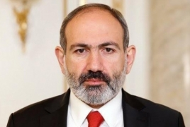 Pashinyan says ready to exchange his son for all Armenian PoWs
