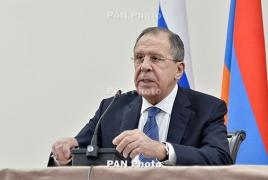 Լավրով․ Լարվածություն կա հայ-ադրբեջանական սահմանին, բայց ԼՂ հետ դա կապ չունի