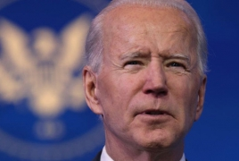 The United States is back, Biden says