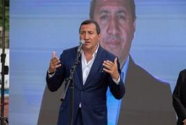 Չնայած ԿԸՀ-ի որոշմանը՝ Արզաքանցյանը շարունակում է քարոզարշավը