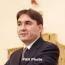 Արմեն Գևորգյանը հանդիպել է ՀՀ-ում հավատարմագրված դիվանագետների հետ