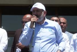 Пашинян: Начался новый процесс, в результате которого все пленные  будут возвращены