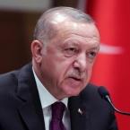 Erdogan arrives in Baku; trip to Karabakh on agenda