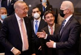 Erdogan says held