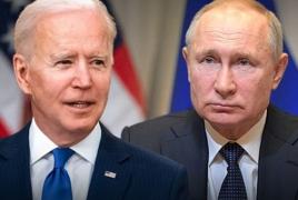 Путин и Байден обсудят Карабах