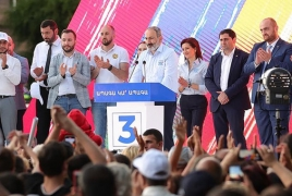 Pashinyan urges against giving in to Azerbaijan's manipulations