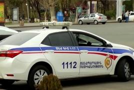 В Ереване с июля начнет действовать патрульная полиция