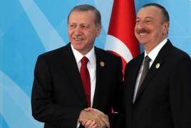 Эрдоган заявил о возможности создания турецкой военной базы в Азербайджане