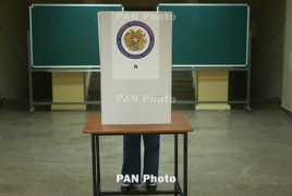 Ambassadors urge respectful environment during Armenia vote