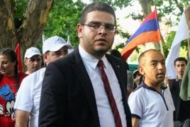 Были задержаны молодые люди одного из штабов «Процветающей Армении»